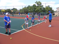 Superkids Elite Group in action