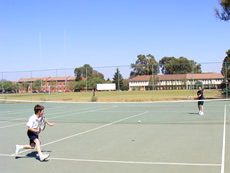 Superkids Tennis
